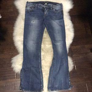Silver Jeans - W29/L31 - Frances